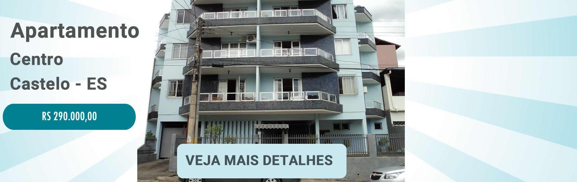 Apartamento no Centro de Castrelo